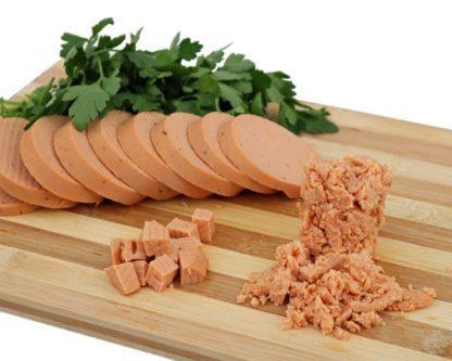 634158950964 JR 100% Healthy Pure Duck Paté - Serving Suggestions.