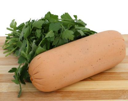 604565018564 JR 100% Healthy Pure Salmon Paté - Unwrapped.
