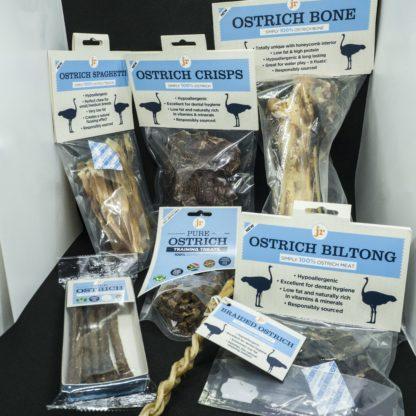 xxxxxxxxxxxx JR 100% Healthy Ostrich Bumper Pack 1