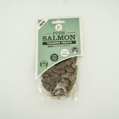 634158676116 JR 100% Healthy Pure Salmon Training Treats