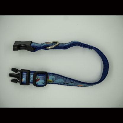 Ocean Deep Theme on Blue Collar