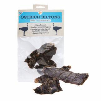 604565018304 JR 100% Healthy Ostrich Biltong