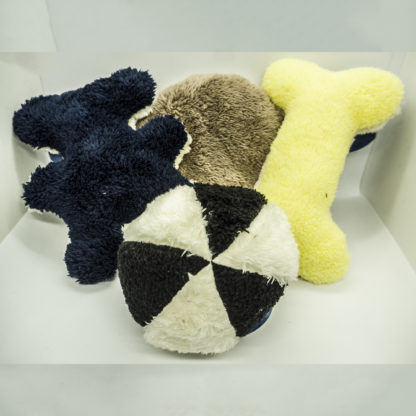 Pet Touch Plush Doggy Play Toy