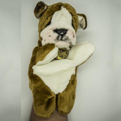 Bulldog Glove Puppet