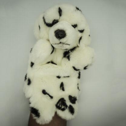 Dalmatian Glove Puppet