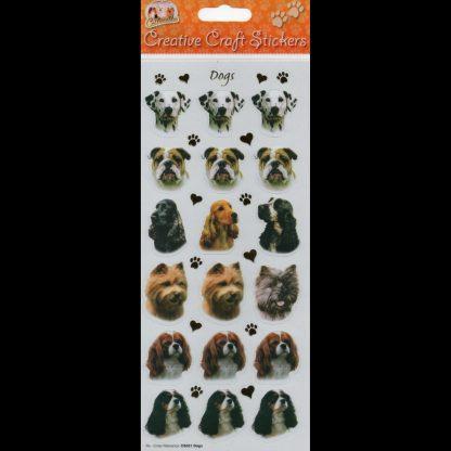 Dogs Creative Craft Stickers
