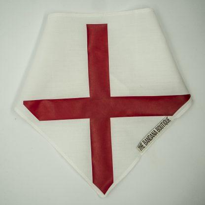 Flag England St George Medium Bandana
