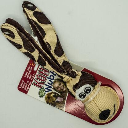 3558580087 Kong Wubba Floppy Ears Small Giraffe