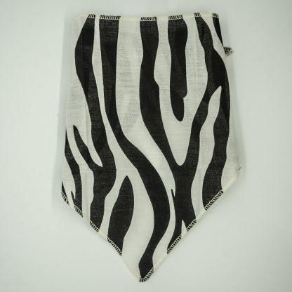 Serengeti Zebra Print Medium Bandana