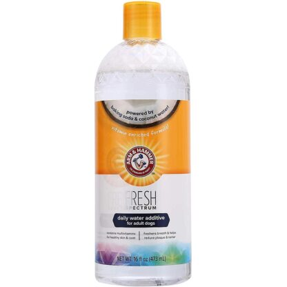 Arm and Hammer Fresh Spectrum Daily Water Additive - Adult