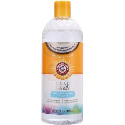 Arm and Hammer Fresh Spectrum Daily Water Additive - Puppies