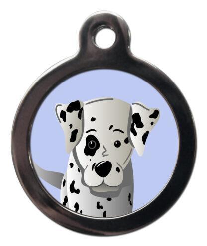 Dalmatian BR35 Dog Breed ID Tag