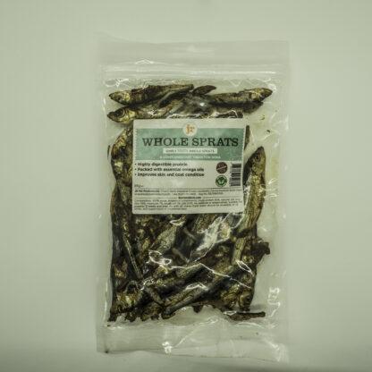 634158950605 JR 100% Healthy Dried Baltic Sprats 85g