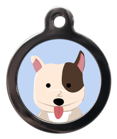 Staffie BR13 Dog Breed ID Tag