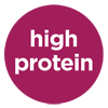 Health Benefits: High Protein.