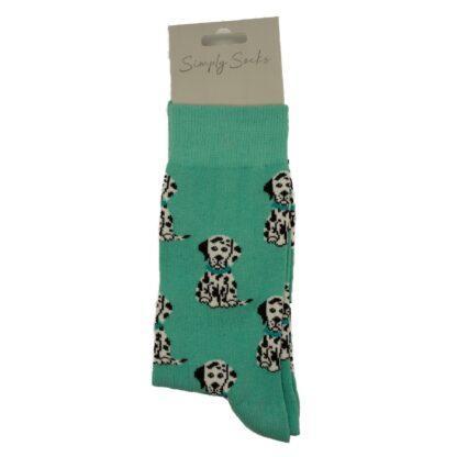 060620903872 Dalmatian Socks