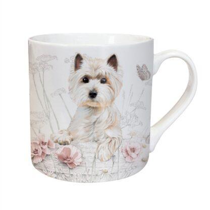 017680030475 West Highland White Terrier Tarka Mug.