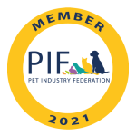 Member of the Pet Industry Federation 2021