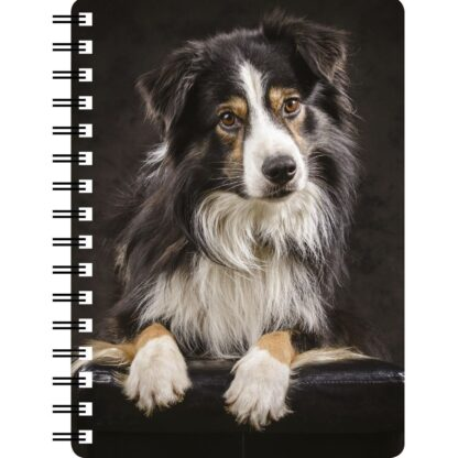 030717122196 3D Notebook Border Collie 5