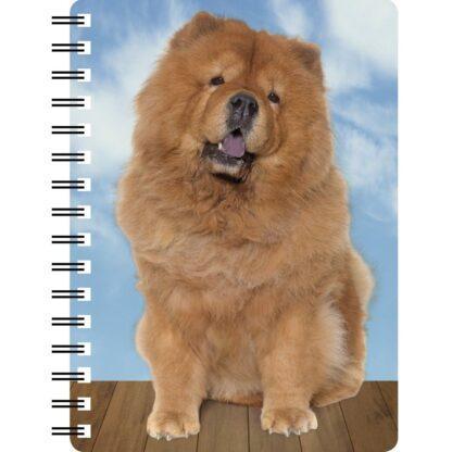 030717122912 3D Notebook Chow Chow