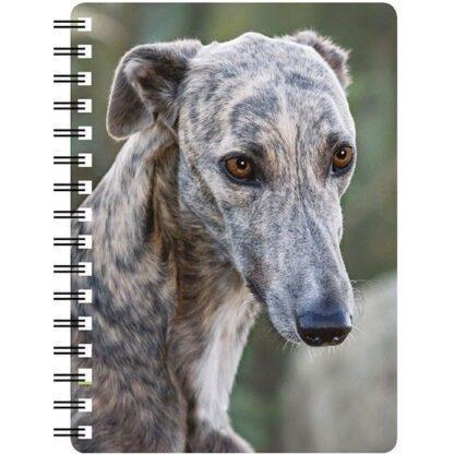 030717120024 3D Notebook Greyhound Brindle
