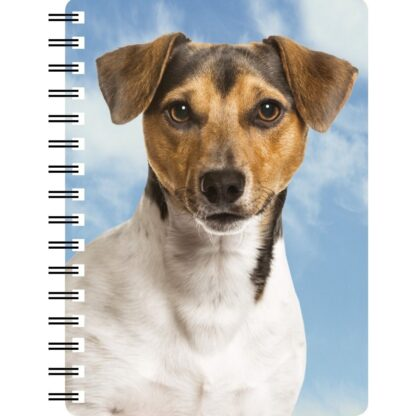 030717122233 3D Notebook Jack Russell 3 Tri