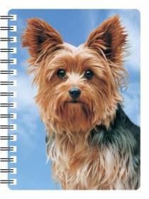 030717115822 3D Notebook Yorkshire Terrier 1