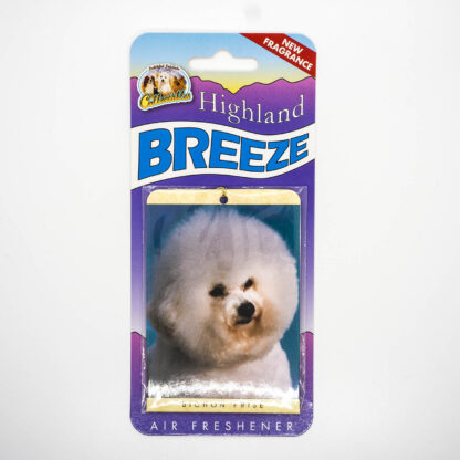 5030717100248 Bichon Frise Air Freshener