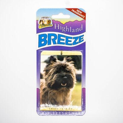 5030717100248 Cairn Terrier Air Freshener