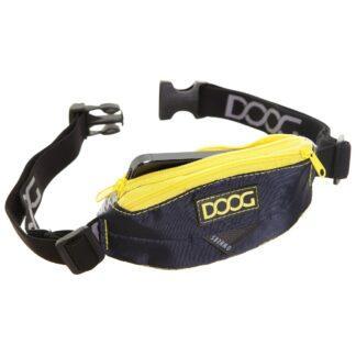 853549002277 Doog Mini Belt Navy/Yellow MINI07