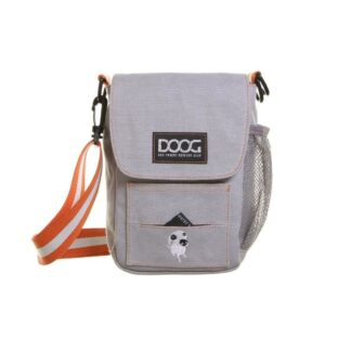 9342554000817 Doog Shoulder Bag Grey SB01