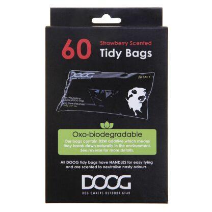 342554000008 Doog Tidy Bags - Oxo-Biodegradable Poo Bags