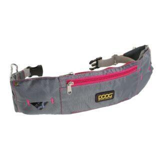 9342554000442 Doog Walkie Belt Grey/Pink WB17