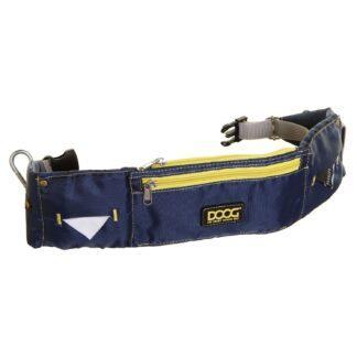 9342554000183 Doog Walkie Belt Navy/Yellow WB01