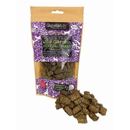 703625145827 Green & Wild's Wild Garden Herbal Bakes 130g