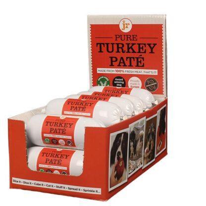 604565018571 JR 100% Healthy Pure Turkey Paté