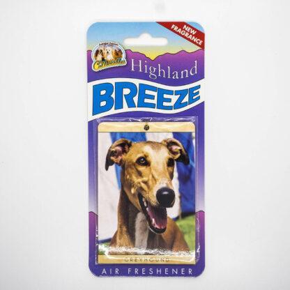 5030717100248 Greyhound Air Freshener
