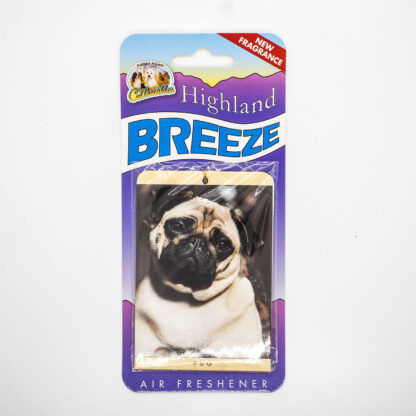 5030717100248 Pug Air Freshener