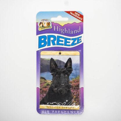 5030717100248 Scottish Terrier Air Freshener