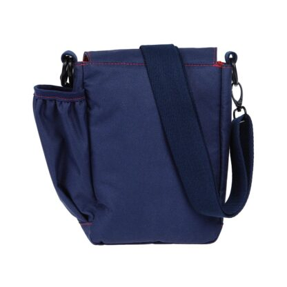74624142964 Doog Shoulder Bag Navy/Red SB20
