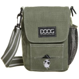 9342554000831 Doog Shoulder Bag Green SB03